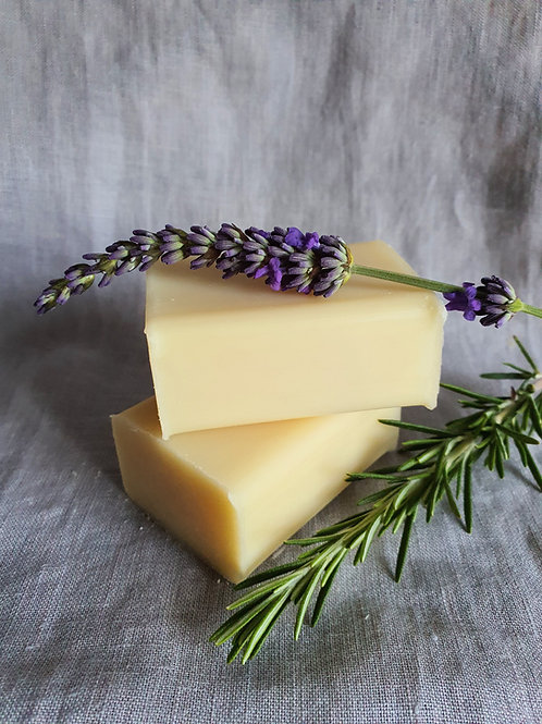 Relaxing (Essential oils) in a 100g Organic Soap Bar
