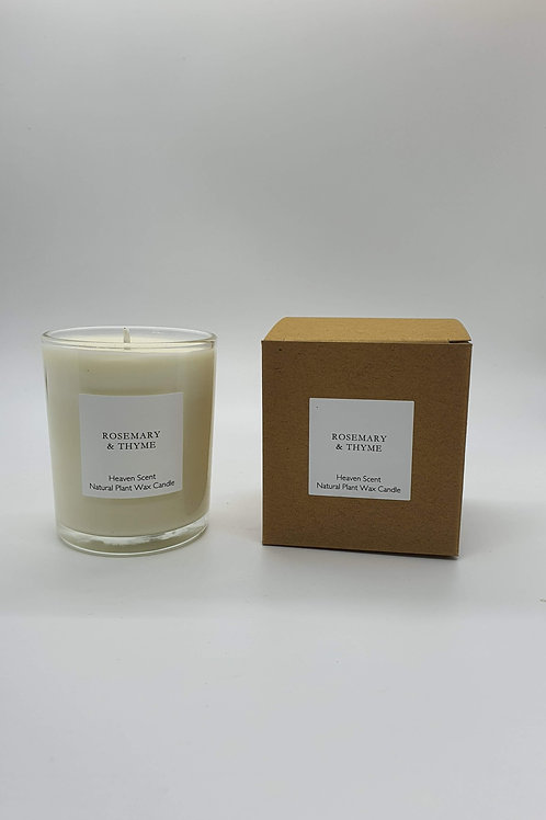 Rosemary and Thyme essential oil 20cl Soy Wax Candle