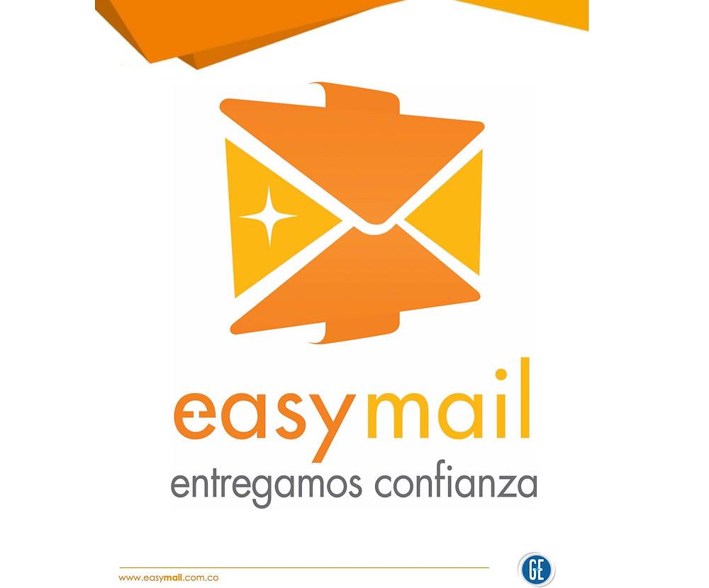 servicio de mensajeria easymail - bogota colombia