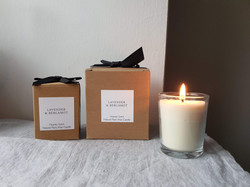 Heaven Scent Essential Oil Candles