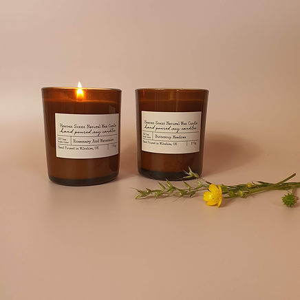 Heaven Scent Natural Candles