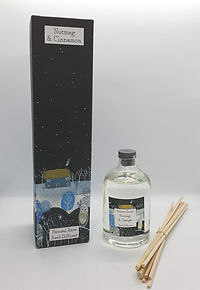 Mulled Pear & Spices Reed Diffuser