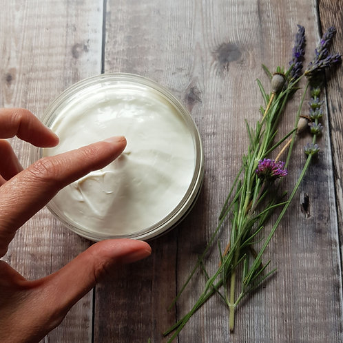 Relaxing (essential oils) Cocoa and Shea Body Butter 200g