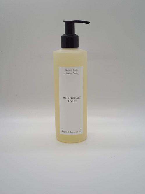 Moroccan Rose Soap Wash 250ml