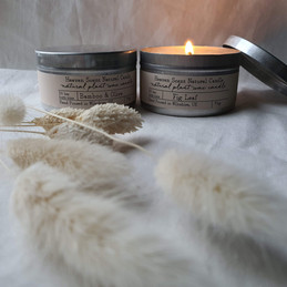Heaven Scent Candle Tin