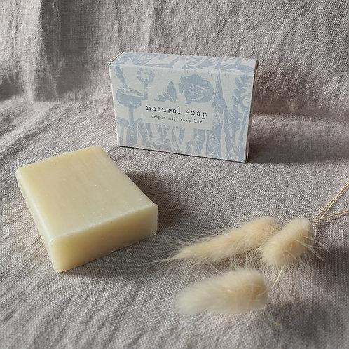 Lavender & Bergamot Soap in Box 100g Palm Free