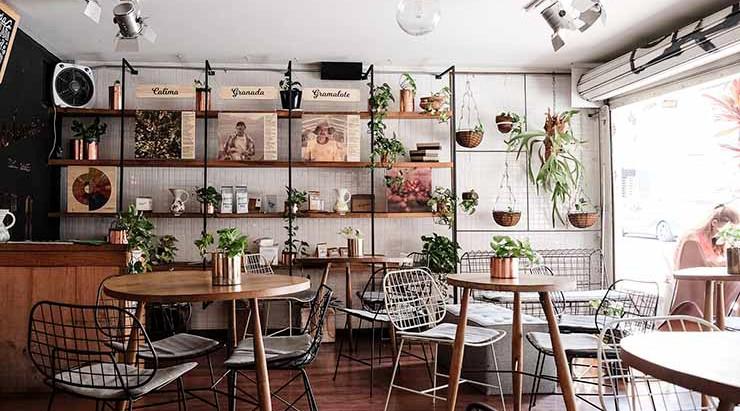 8 cafeterías en Medellín donde disfrutar un Café de Especialidad