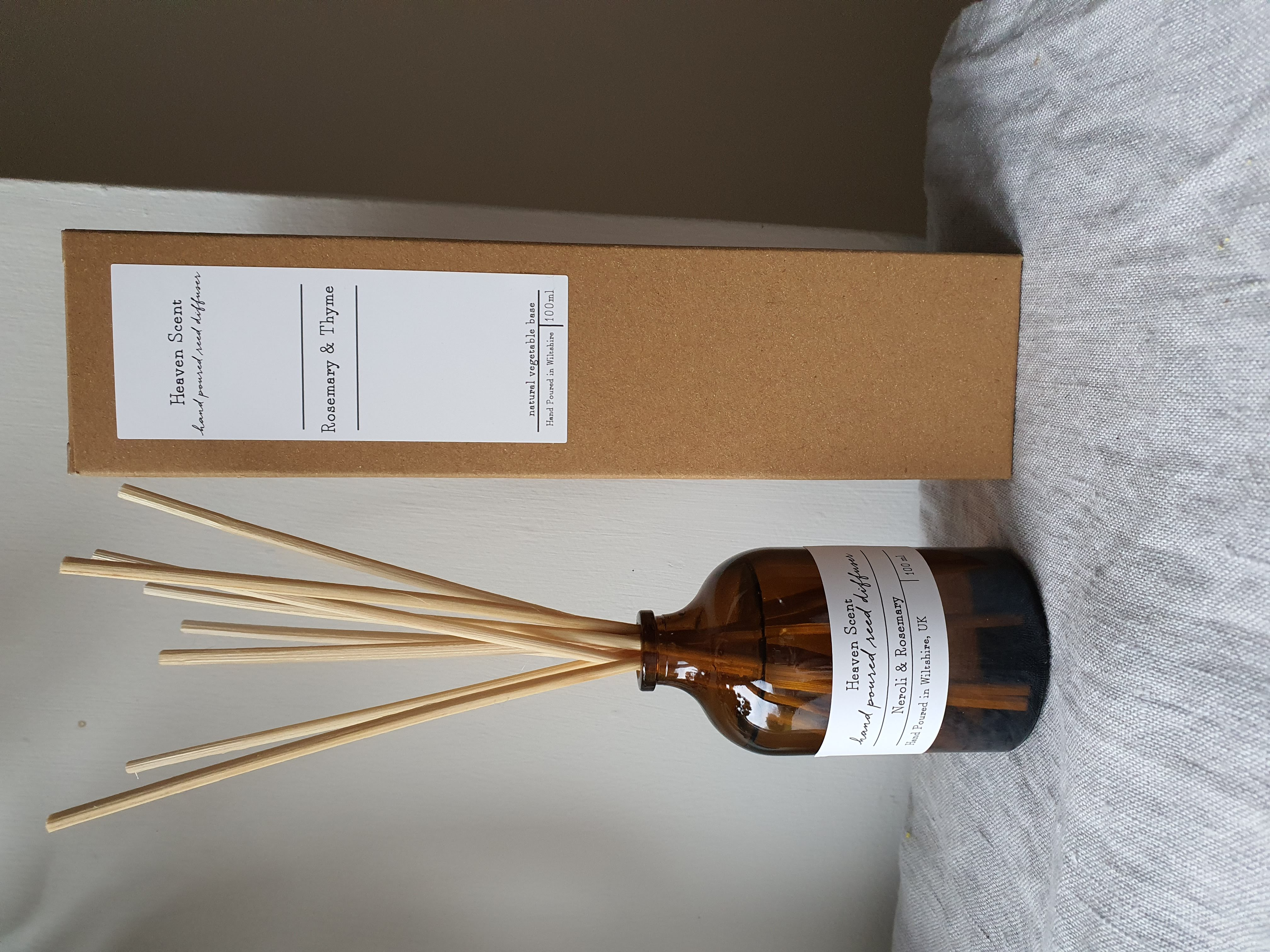Heaven Scent Reed Diffuser