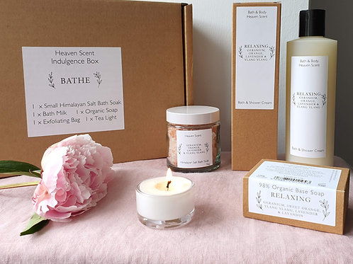 Bathe Wellness Box