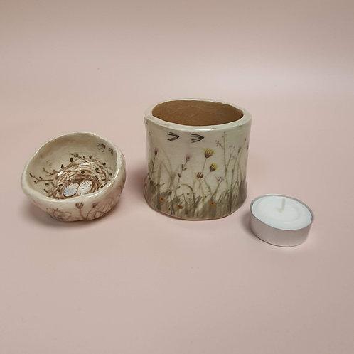 Coming Soon - Ceramic Tealight Holders