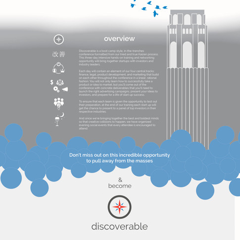 Web Design - Discoverable