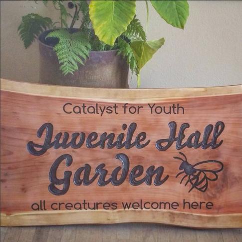 Juvenile Hall Garden