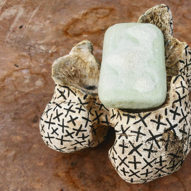 Bone Soap Dish
