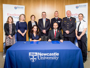 Newcastle University School of Psychology - Memorandum of Understanding