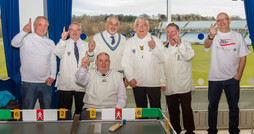 Lords Taveners Table Cricket