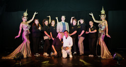 Felling Stage Society workshop with the Ladyboys of Bangkok