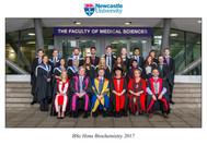 Newcaste University Graduation