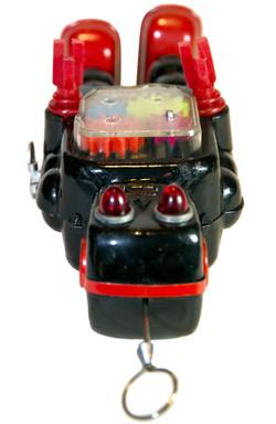 HIGH WHEEL ROBOT WIND-UP