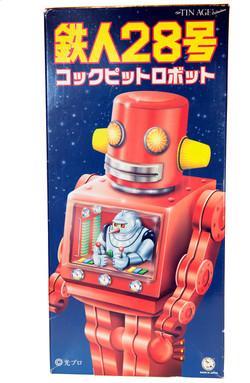 COCKPIT ROBOT ELECTRONIC