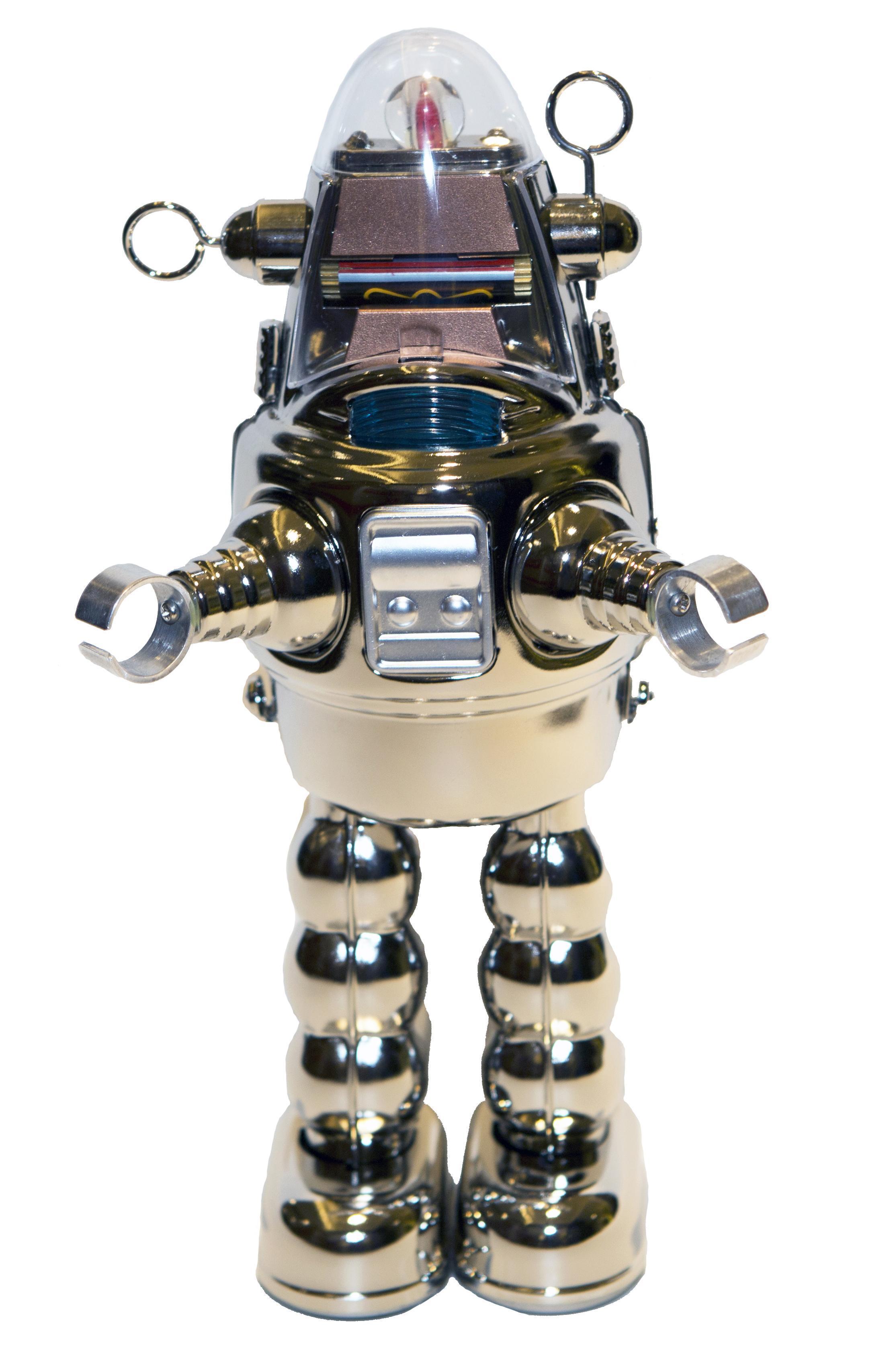 MECHANIZED II ROBBY THE ROBOT