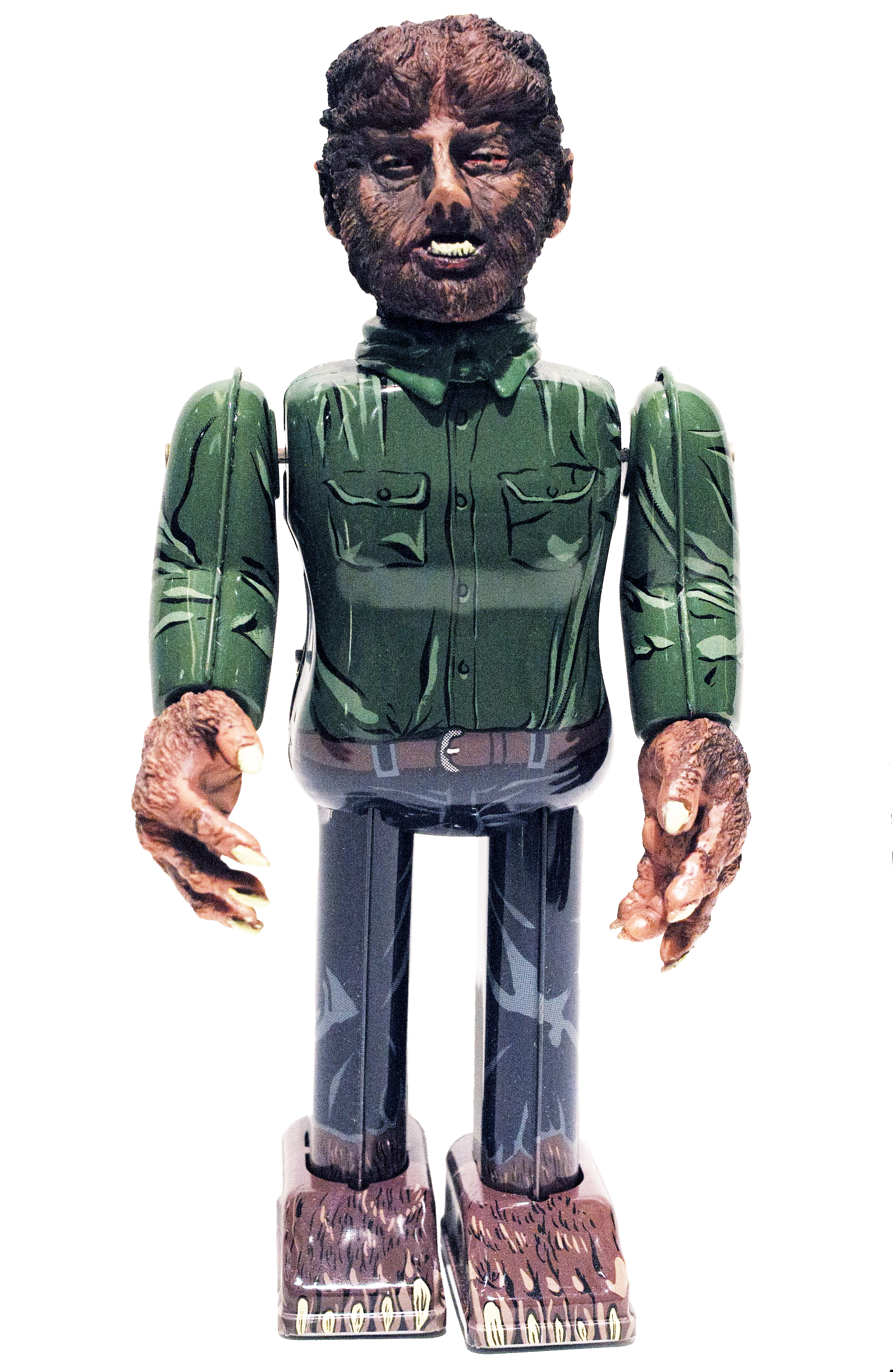 WOLFMAN WIND-UP