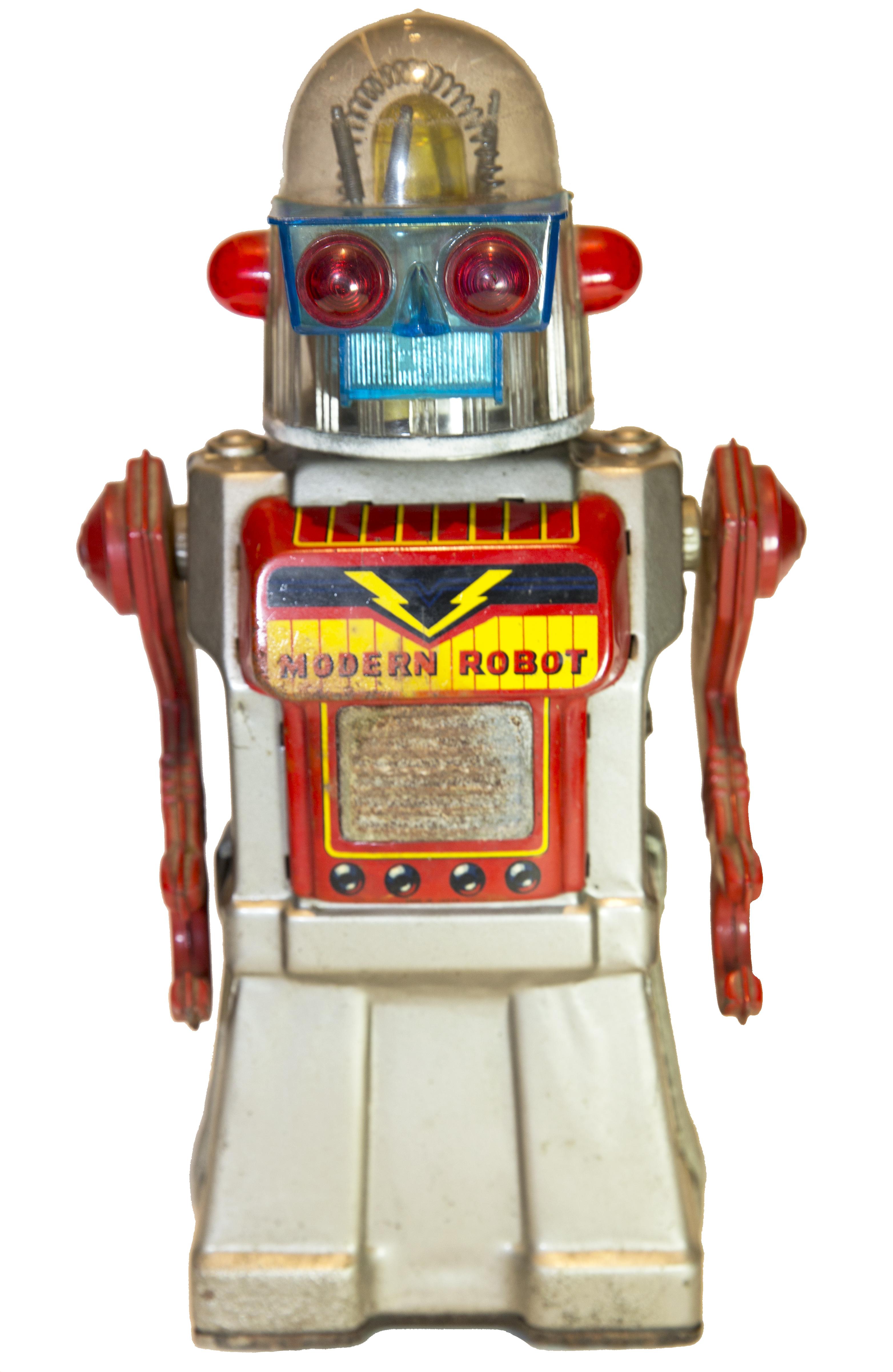 MODERN ROBOT ELECTRONIC