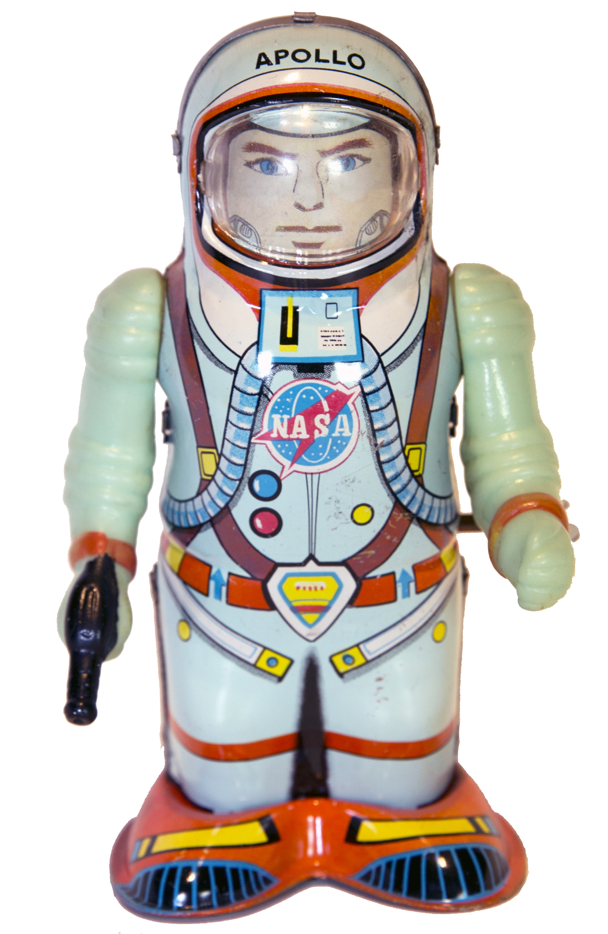 NASA APOLLO ASTRONAUT WIND-UP
