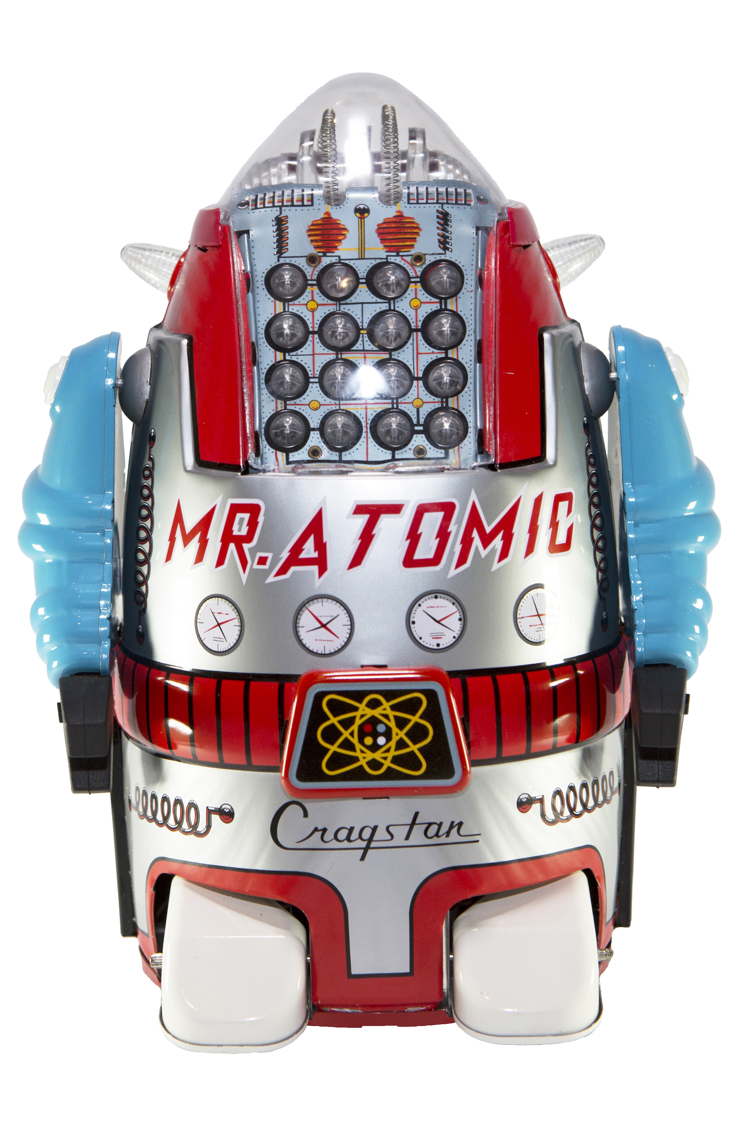 CRAGSTAN MR ATOMIC ELECTRONIC