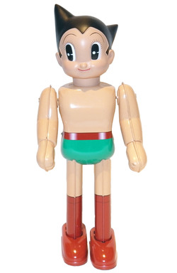 ASTRO BOY IN GREEN SHORTS WIND-UP