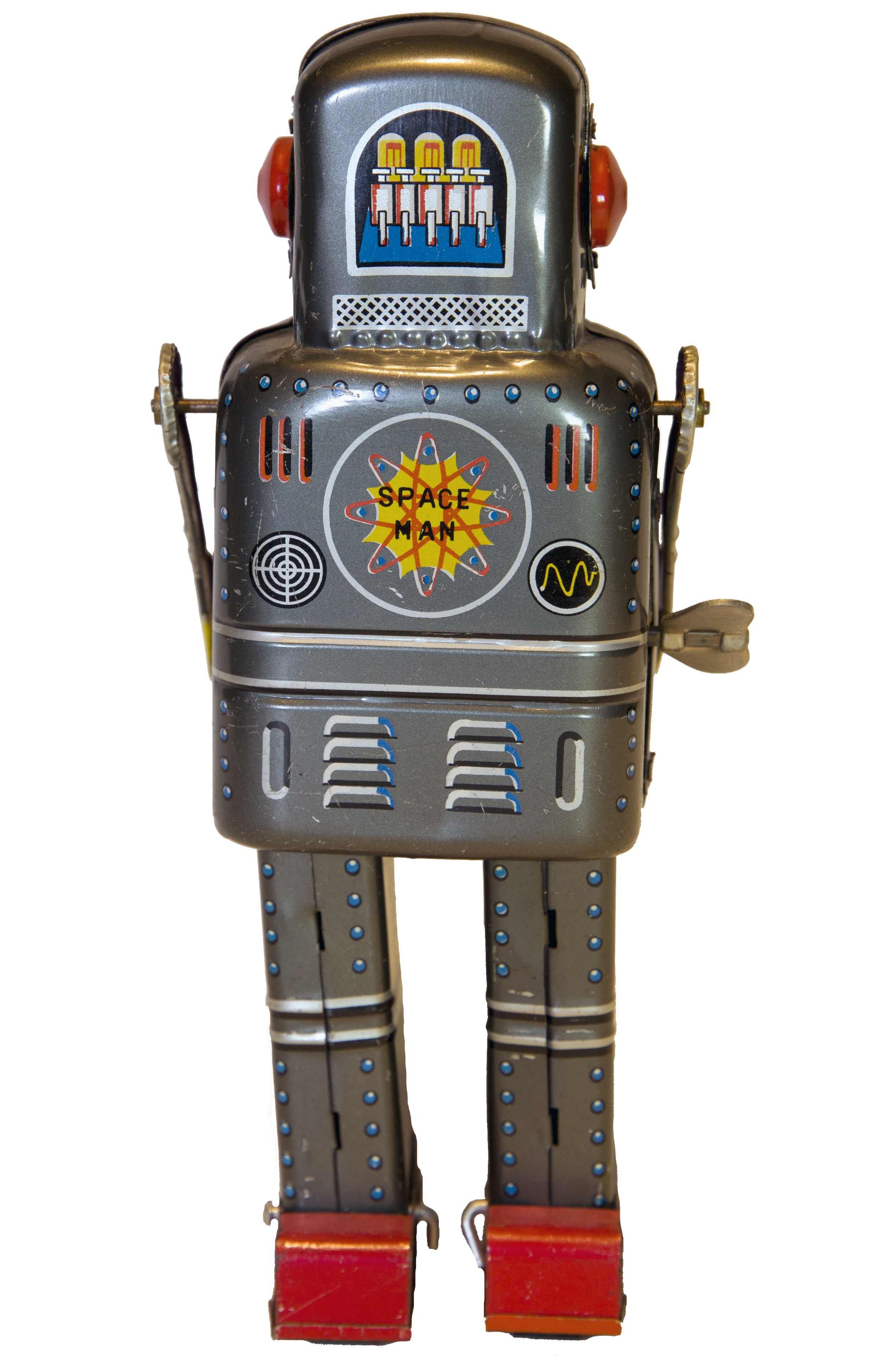 MECHANICAL SIAH ROBOT WIND-UPE6A3488