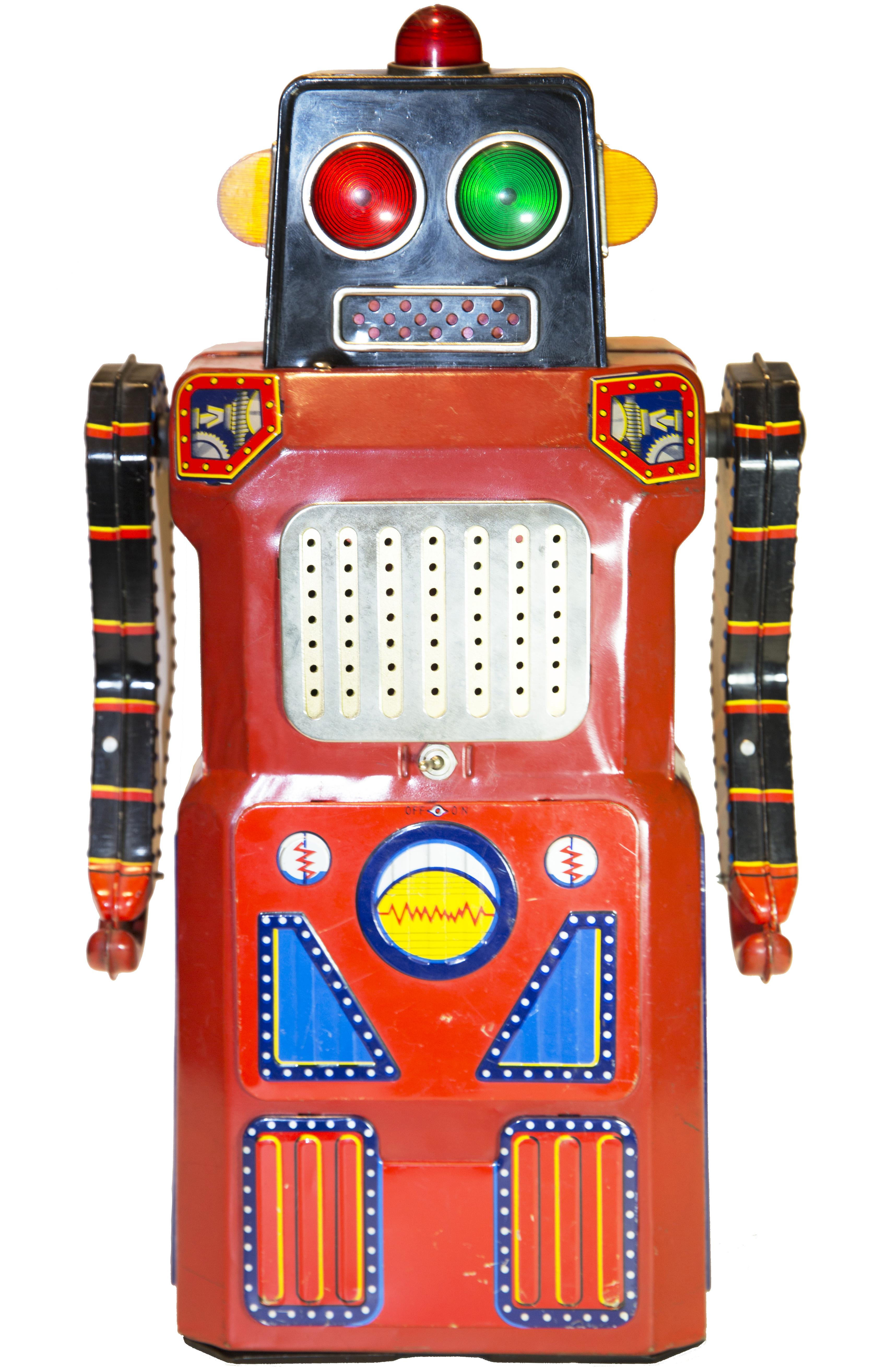 GIANT SONIC ROBOT