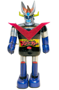 THE GREAT MAZINGER