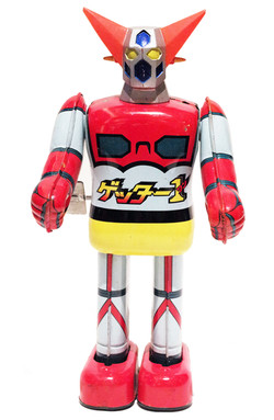 GETTER ROBO ONE WIND-UP