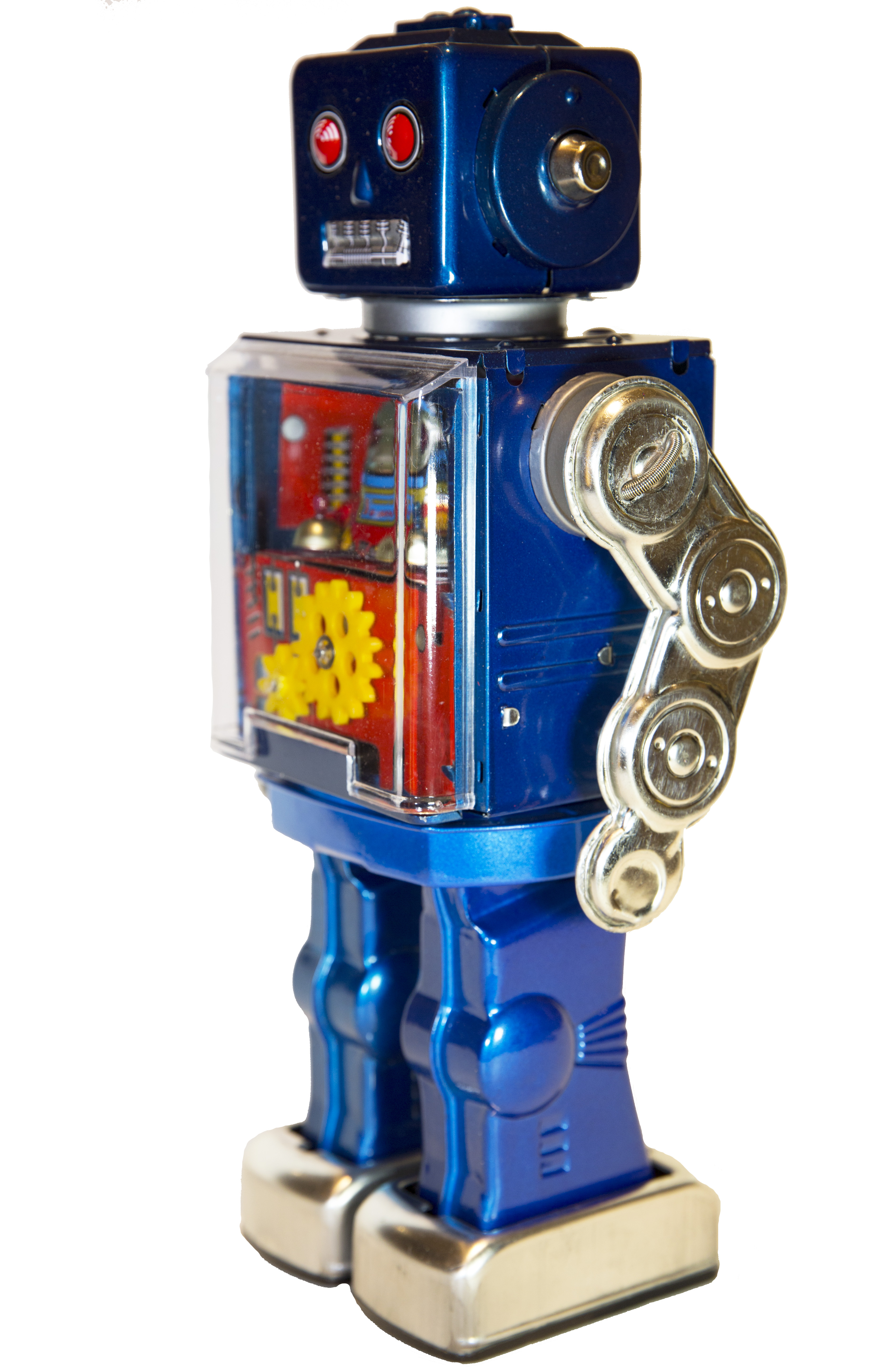 METAL ADVENTURER ROBOT ELECTRONIC