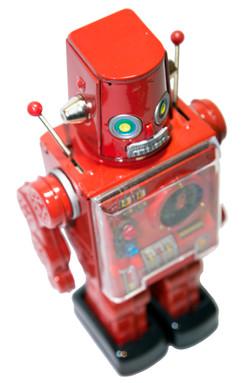 TM08 METER VERSION ROBOT ELECTRONIC