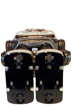 SMOKING ROBOT ELECTRONIC