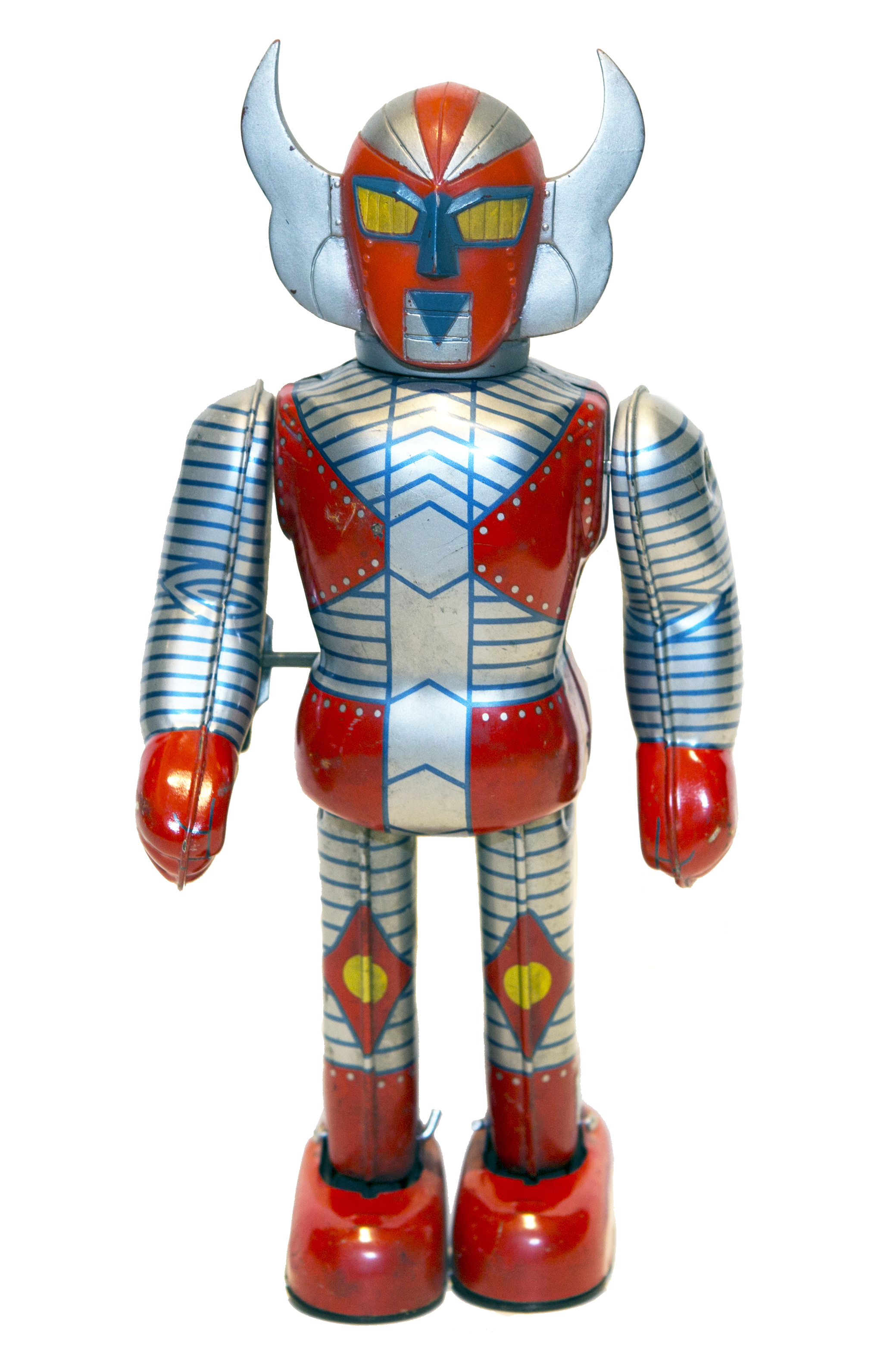 KARATE ROBO ZABORGAR WIND-UP