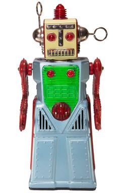 RADIAL ROBOT