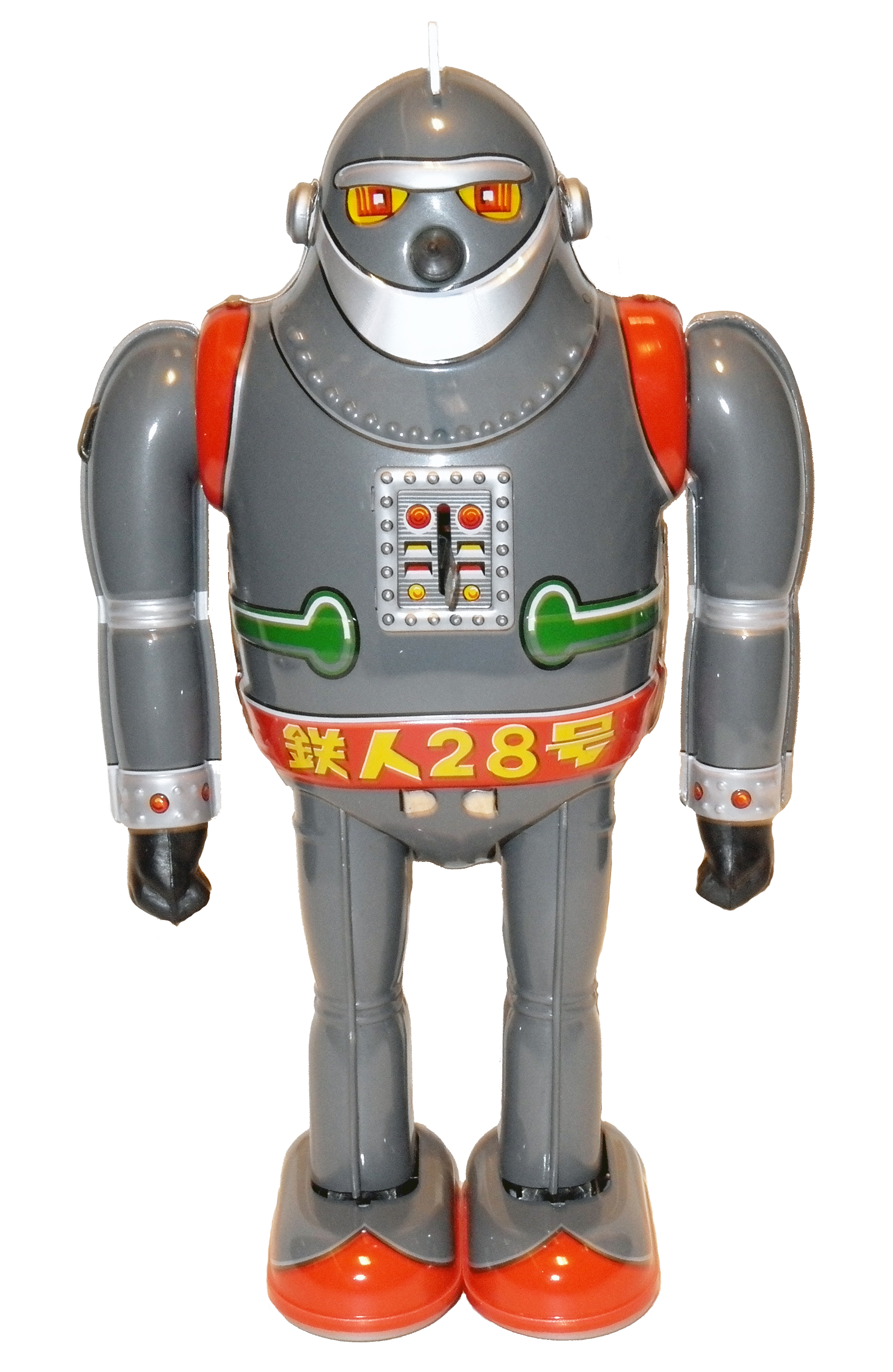 TETSUJIN 28 NO.3 WIND-UP