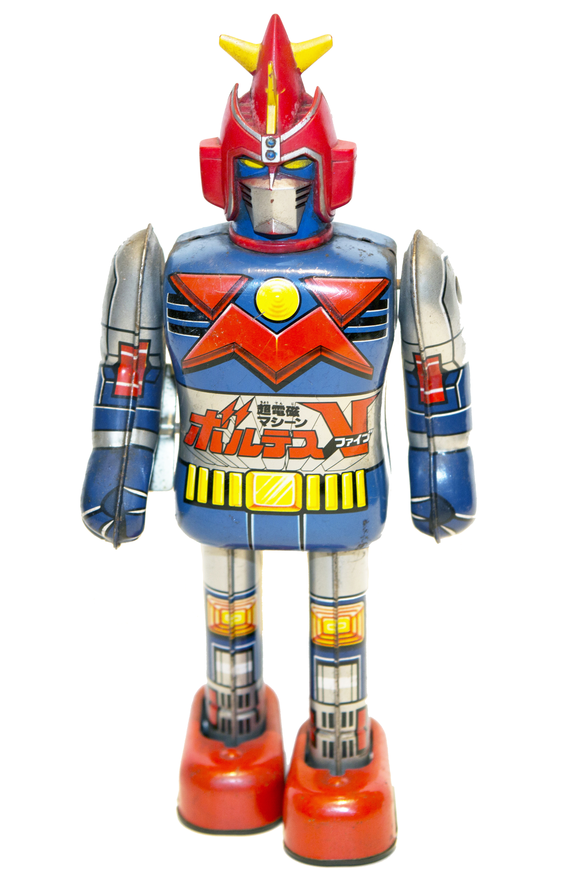 CHODENJI MACHINE VOLTES V WIND-UP