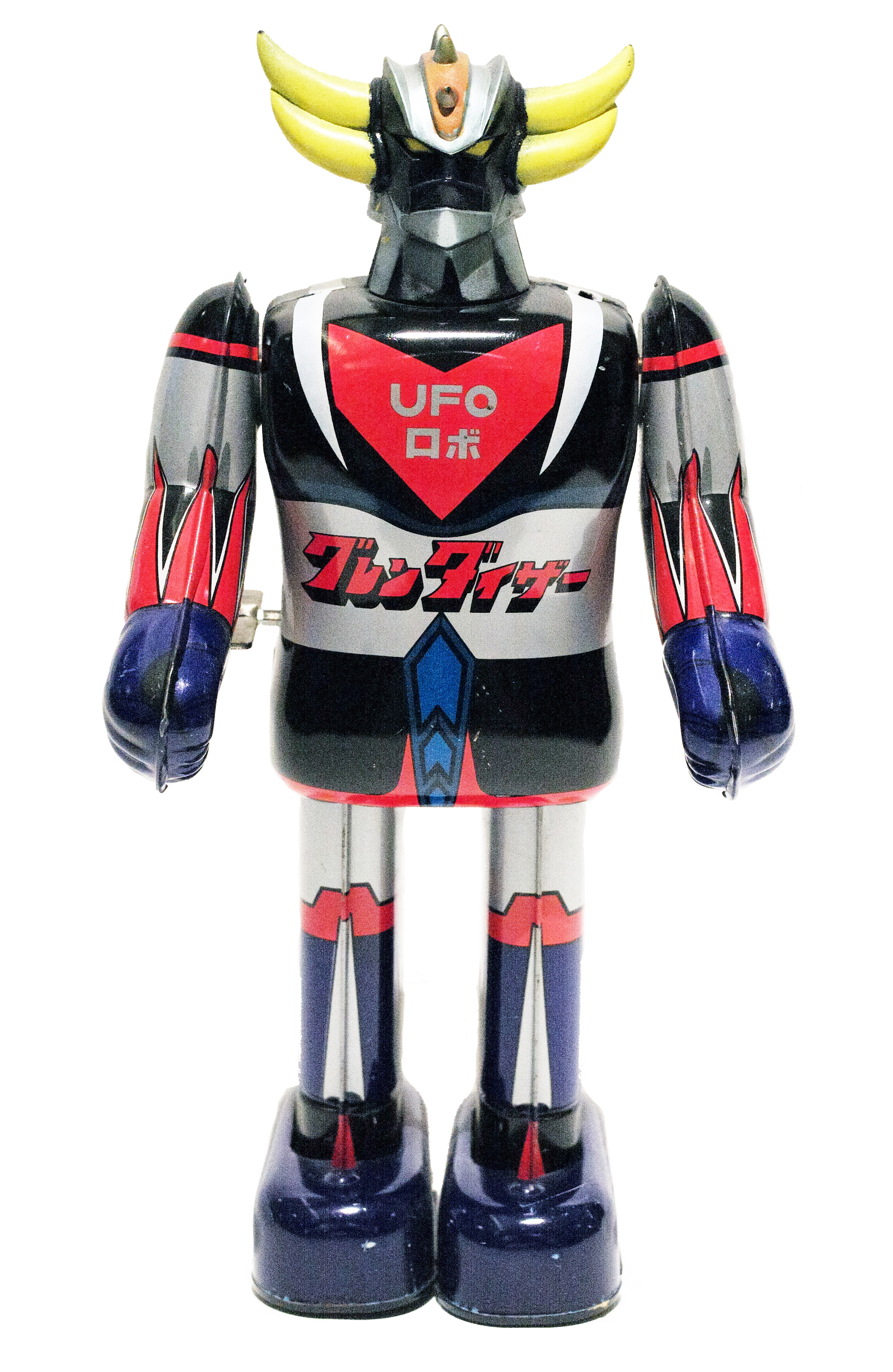 UFO ROBOT GRENDIZER WIND-UP