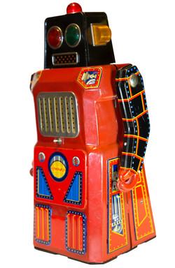 GIANT SONIC ROBOT ELECTRONIC