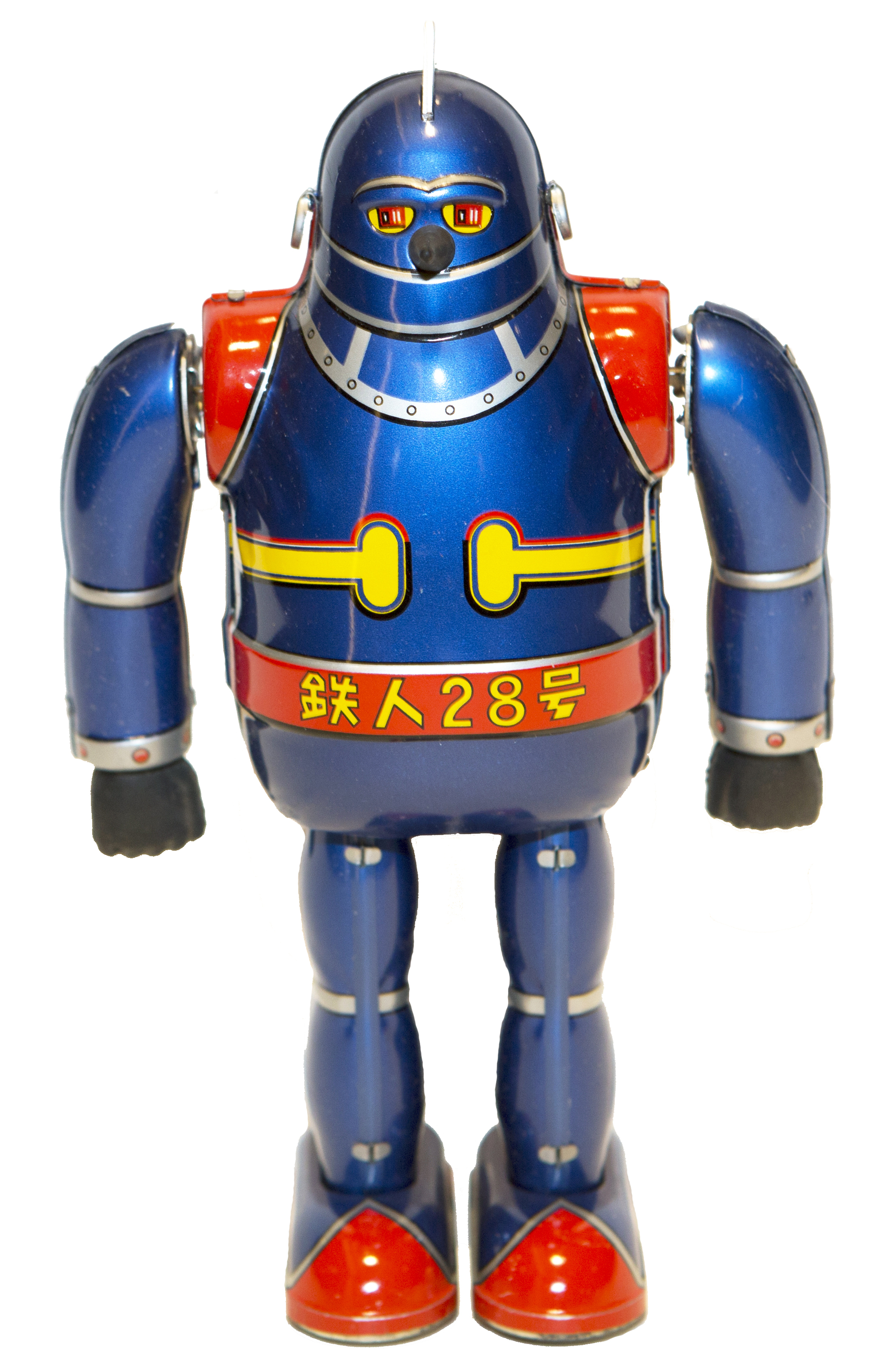 TETSUJIN 28 RUBBER FISTS WIND-UP