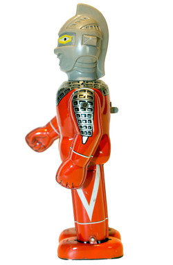 ULTRA SEVEN WIND-UP