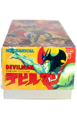DEVILMAN WIND-UP
