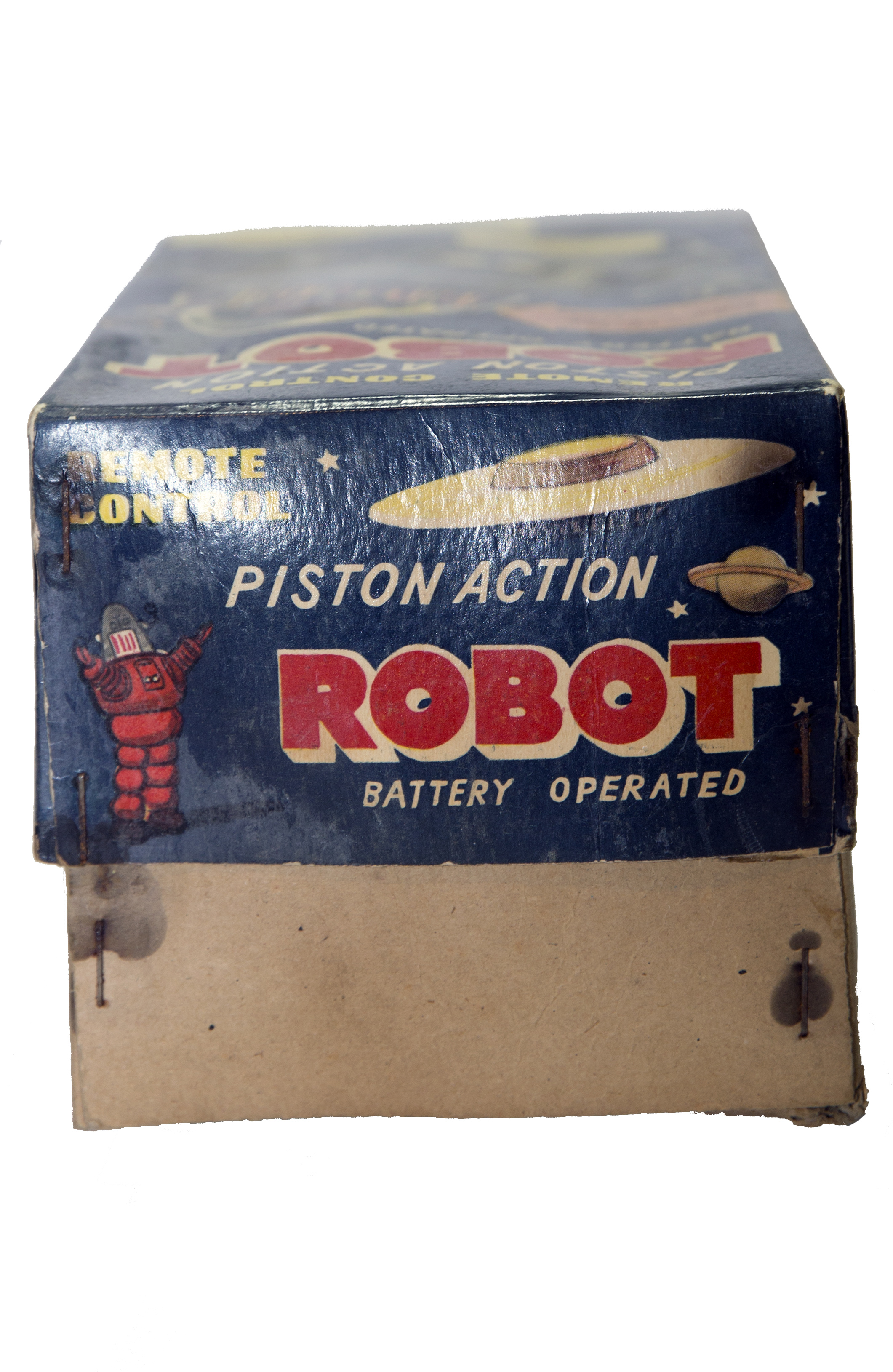 PISTON ACTION ROBOT BATTERY REMOTE