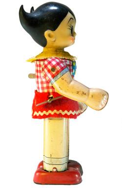 URAN - ASTRO GIRL WIND-UP