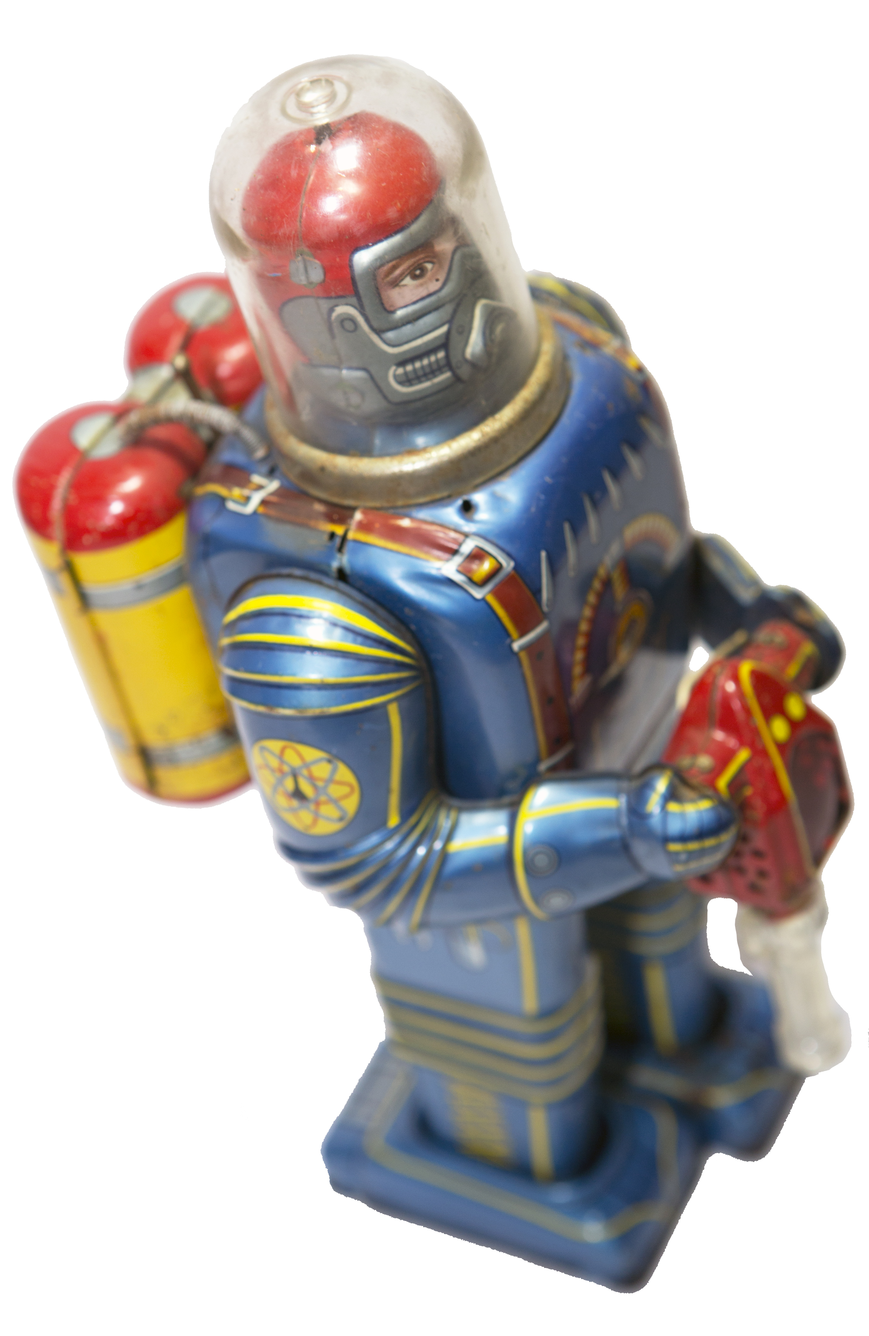 SPACE CONQUEROR BATTERY OPERATED