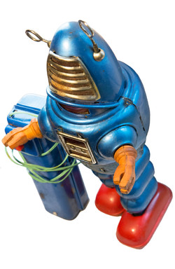 ACTION PLANET ROBOT WITH REMOTE