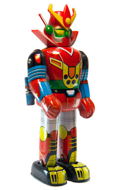MEKANDA ROBO WIND-UP